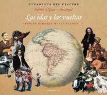 Las Idas y las Vueltas - Spanish Baroque Music meets Flamenco, CD