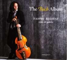 Fahmi Alqhai - The Bach Album, CD