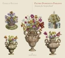 Pietro Paradies (Paradisi) (1707-1791): Cembalosonaten Nr.1-12 (London 1754), CD