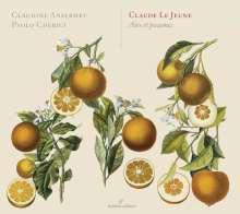 Claude Le Jeune (1528-1600): Airs & Psaumes Mesures, CD