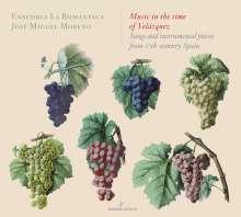 Musik zur Zeit Velazquez, CD