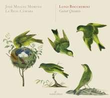 Luigi Boccherini (1743-1805): Gitarrenquintette Nr.4 & 7 (G.448 & 451), CD