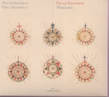 Franz Krommer (1759-1831): Partiten op.45 Nr.1-3, CD