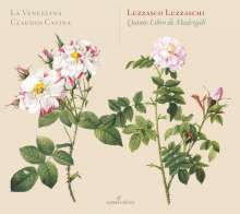 Luzzasco Luzzaschi (1545-1607): Madrigali Libro 5, CD