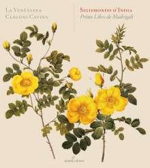 Sigismondo d'India (1582-1629): Madrigalbuch 1 (1607), CD