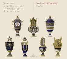 Francisco Guerrero (1528-1599): Requiem, CD