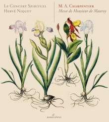 Marc-Antoine Charpentier (1643-1704): Messe pour M.Mauroy, CD