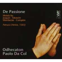 De Passione, CD