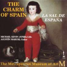 Musik für Cello & Gitarre - The Charm of Spain, CD