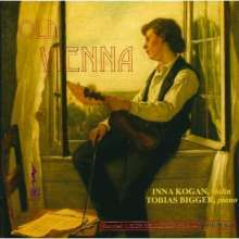 Inna Kogan - Old Vienna, CD