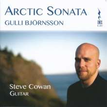 Steve Cowan - Arctic Sonata, CD