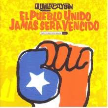 Quilapayún: El Pueblo Unido Jamas Sera Vencido, CD