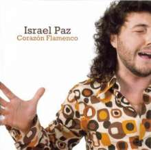 Israel Paz: Corazón Flamenco, CD