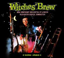 New Symphony Orchestra of London - Witches' Brew, CD