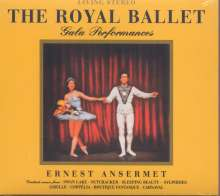 Orchestra of the Royal Opera House Covent Garden - The Royal Ballet, 2 CDs