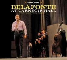 Harry Belafonte: At Carnegie Hall, CD