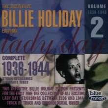 Billie Holiday (1915-1959): Alternate Takes 1938 - 1940, CD