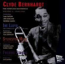 Clyde Bernhardt: The Complete Recordings Vol.2, CD