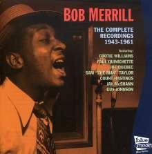 Bob Merrill: The Complete Bob Merrill 1943 - 1961, CD