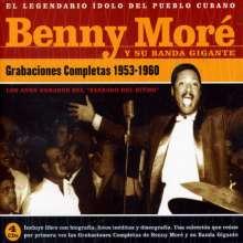 Beny More: El Legendario Idolo Del Pueblo Cubano: Grabaciones Completas, 4 CDs