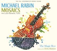 Michael Rabin - Mosaics, CD