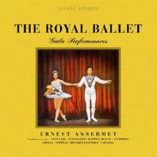Ernest Ansermet - The Royal Ballet Gala Performances (180g), 2 LPs