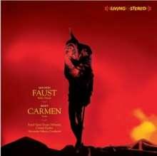 Charles Gounod (1818-1893): Ballettmusik zu Faust (180g), LP