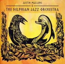 Justin Mullens: And The Delphian Jazz Orchestra, CD