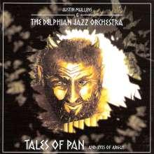 Justin Mullens: Tales Of Pan And Eyes.., CD