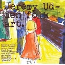 Jeremy Udden (geb. 1978): Folk Art, CD