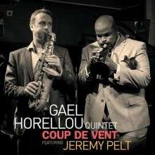 Gaël Horellou (geb. 1975): Coup De Vent, CD