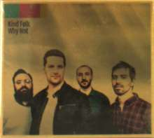 Kind Folk: Why Not, CD