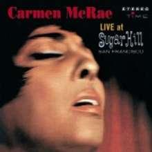 Carmen McRae (1920-1994): Live At Sugar Hill San Francisco 1962, CD