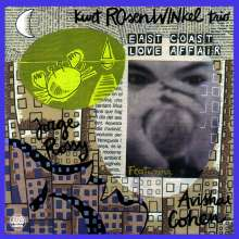 Kurt Rosenwinkel (geb. 1970): East Coast Love Affair (180g), LP