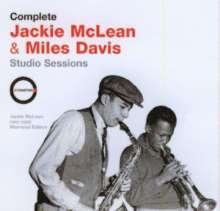 Jackie McLean (1931-2006): Studio Sessions, CD