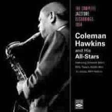 Coleman Hawkins (1904-1969): The Complete Jazztone Recordings 1954, CD