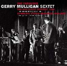 Gerry Mulligan (1927-1996): San Diego Concert 1954 / Complete Studio Sessions 1955-1956, 3 CDs