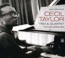 Cecil Taylor (1929-2018): Jazz Advance, CD