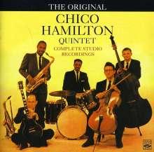 Chico Hamilton (1921-2013): Complete Studio Recordings, CD