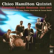 Chico Hamilton (1921-2013): Complete Studio Session, CD