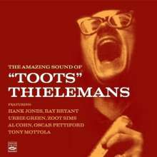 Toots Thielemans (1922-2016): The Amazing Sound Of T.Thielemans, CD