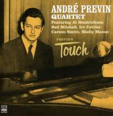 Andre Previn (1929-2019): Previn's Touch, CD