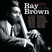 Ray Brown (1926-2002): Man, 2 CDs