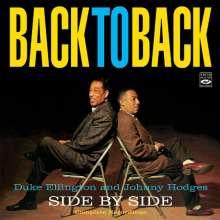 Duke Ellington & Johnny Hodges: Back To Back: Complete Recordings, CD
