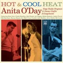 Anita O'Day (1919-2006): Hot & Cool Heat: Anita O'Day Sings Buddy Bregman & Jimmy..., CD