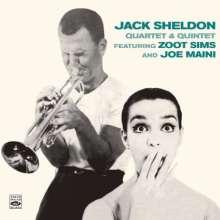 Jack Sheldon (geb. 1931): Quartet & Quintet, CD