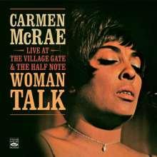Carmen McRae (1920-1994): Woman Talk: Live At The Village Gate & The Half Note, CD