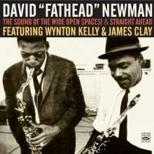 David 'Fathead' Newman (1933-2009): The Sound Of The Wide Open Spaces, CD