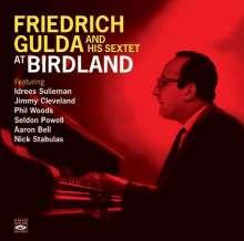 Friedrich Gulda (1930-2000): At birland, CD