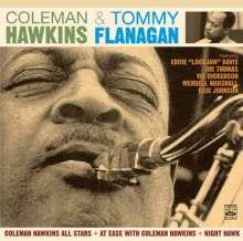 Coleman Hawkins (1904-1969): Coleman Hawkins & Tommy Flanagan, 2 CDs